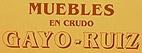 Gayo-Ruiz.
